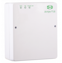 Астра-712/0 исп. 1А - Источник бесперебойного электропитания резервированный