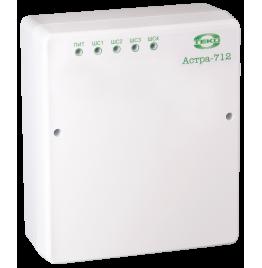 Астра-712/4 - Прибор приемно-контрольный охранно-пожарный