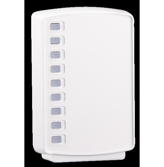 Астра-713 - Прибор приемно-контрольный охранно-пожарный/расширитель шлейфов сигнализации