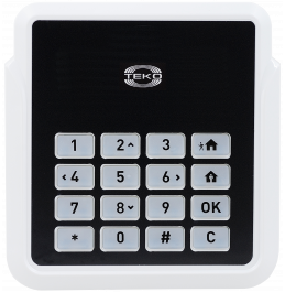 Астра-8121 - Пульт управления радиоканальный