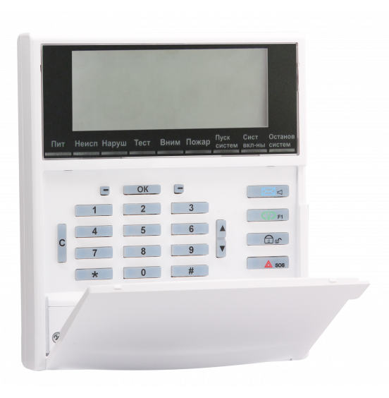 Астра-814 Pro - Пульт контроля и управления